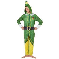 Briefly Stated Mens Buddy Elf Onesie Suit