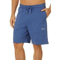 2xist Mens Heathered Crib Shorts