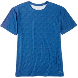 2xist Mens Space Dyed Sleep T-Shirt