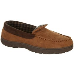 Weatherproof Mens Thinsulate Moccasin Slippers