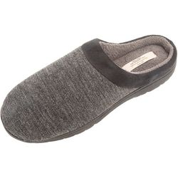 Weatherproof Mens Jersey Clog Slippers