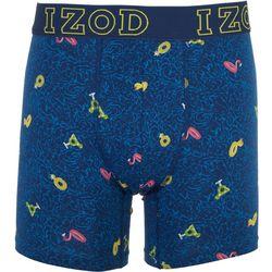 IZOD Mens Flamingo Floats Boxer Brief