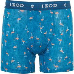IZOD Mens Flamingo Boxer Brief