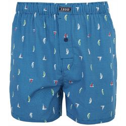IZOD Mens Sailboat Boxers
