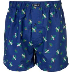 IZOD Mens Cockatoo Boxers