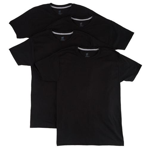 bfe2ab64 Hanes Mens 4-pk. Ultimate Slim Crew T-Shirts   Bealls Florida