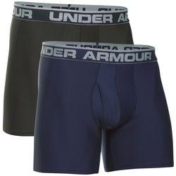 Under Armour Mens 2-pk. Boxerjocks