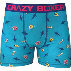 Crazy Boxer Mens The Meg Boxer Briefs