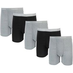 Hanes Boys 5-pk. Tagless Boxer Briefs