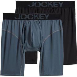 Jockey Mens 2-pk. RapidCool Midway Briefs
