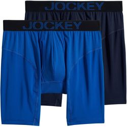 Jockey Mens 2-pk. RapidCool Midway Briefs