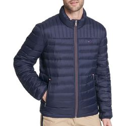 Tommy Hilfiger Mens Packable Down Jacket