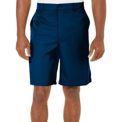 Golf America Mens Smooth Solid Golf Shorts
