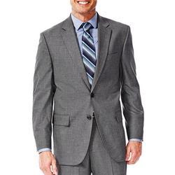 Mens Classic Fit Side Vent Suit Coat
