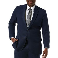 Haggar Mens Big & Tall Classic Fit Suit