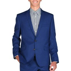 Hot Blue Suit Separate Coat