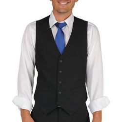 Billy London Mens Westminster Suit Vest