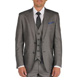 Billy London Mens Basketweave Suit Separate Coat