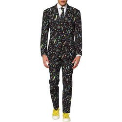Opposuits Mens Disco Dude Carnival Suit