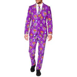 Opposuits Mens El Muerto 3-pc. Suit