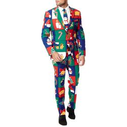 Opposuits Mens Quilty Pleasure 3-pc. Suit