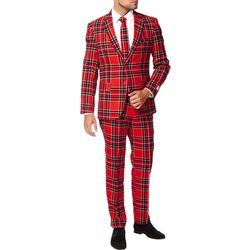 Opposuits Mens The Lumberjack 3-pc. Suit