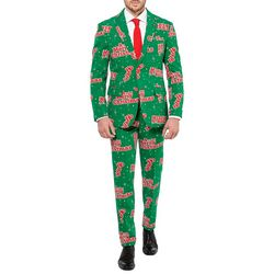 Opposuits Mens Happy Holidude 3-pc. Suit
