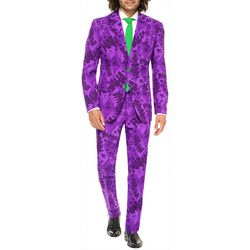 Opposuits Mens The Joker 3-pc. Suit