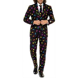 Opposuits Mens Tetris 3-pc. Suit