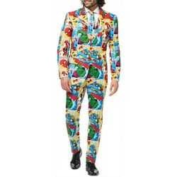 Opposuits Mens Marvel Comics 3-pc. Suit