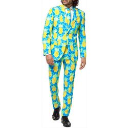 Mens Shineapple 3-pc. Suit