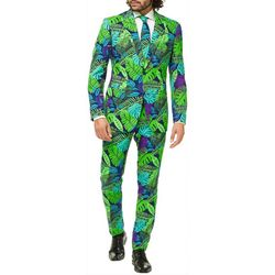 Mens Juicy Jungle 3-pc. Suit