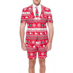 Opposuits Mens Winter Wonderland 3-pc. Summer Suit