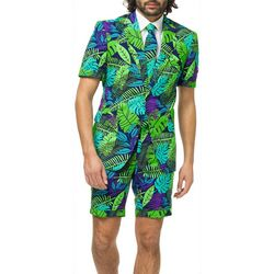 Opposuits Mens Juicy Jungle 3-pc. Summer Suit