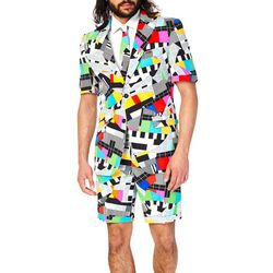 Opposuits Mens Testival 3-pc. Summer Suit