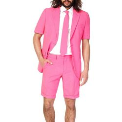 Mens Mr. Pink 3-pc. Summer Suit