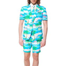 Mens Flaminguy 3-pc. Summer Suit