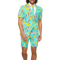 Opposuits Mens Iceman 3-pc. Summer Suit