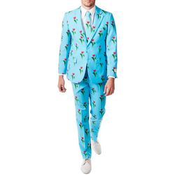 Opposuits Mens Tulips From Amsterdam 3-pc. Suit