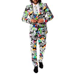 Opposuits Mens Testival 3-pc. Suit