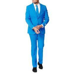 Opposuits Mens Blue Steel 3-pc. Suit