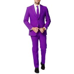 Mens Purple Prince 3-pc. Suit