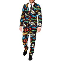 Opposuits Mens Badaboom 3-pc. Suit