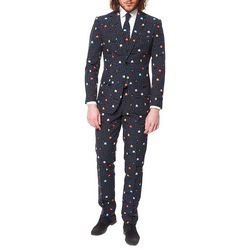 Mens Pac-Man 3-pc. Suit