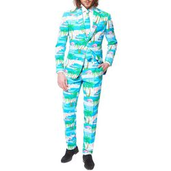 Opposuits Mens Flaminguy 3-pc. Suit