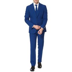 Mens Navy Royale 3-pc. Suit