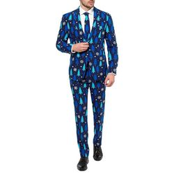 Opposuits Mens Winter Woods 3-pc. Suit