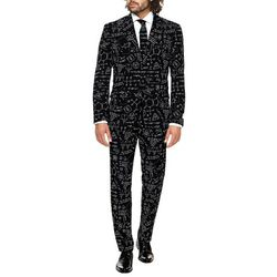 Opposuits Mens Science Faction 3-pc. Suit