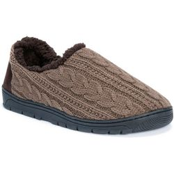 Muk Luks Mens John Moccasin Slippers