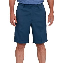 Pebble Beach Mens Comfort Flex Performance Shorts